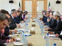پنجمین دور گفتگوهای سیاسی ایران و فرانسه در تهران برگزار شد