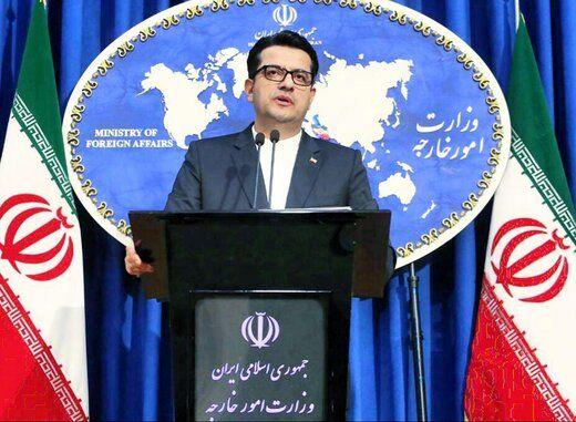 واکنش ایران به تحریمهای تازه آمریکا علیه چین و روسیه