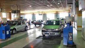 روزی ۵۰هزار تومان جریمه برای خودروهای فاقد معاینه فنی