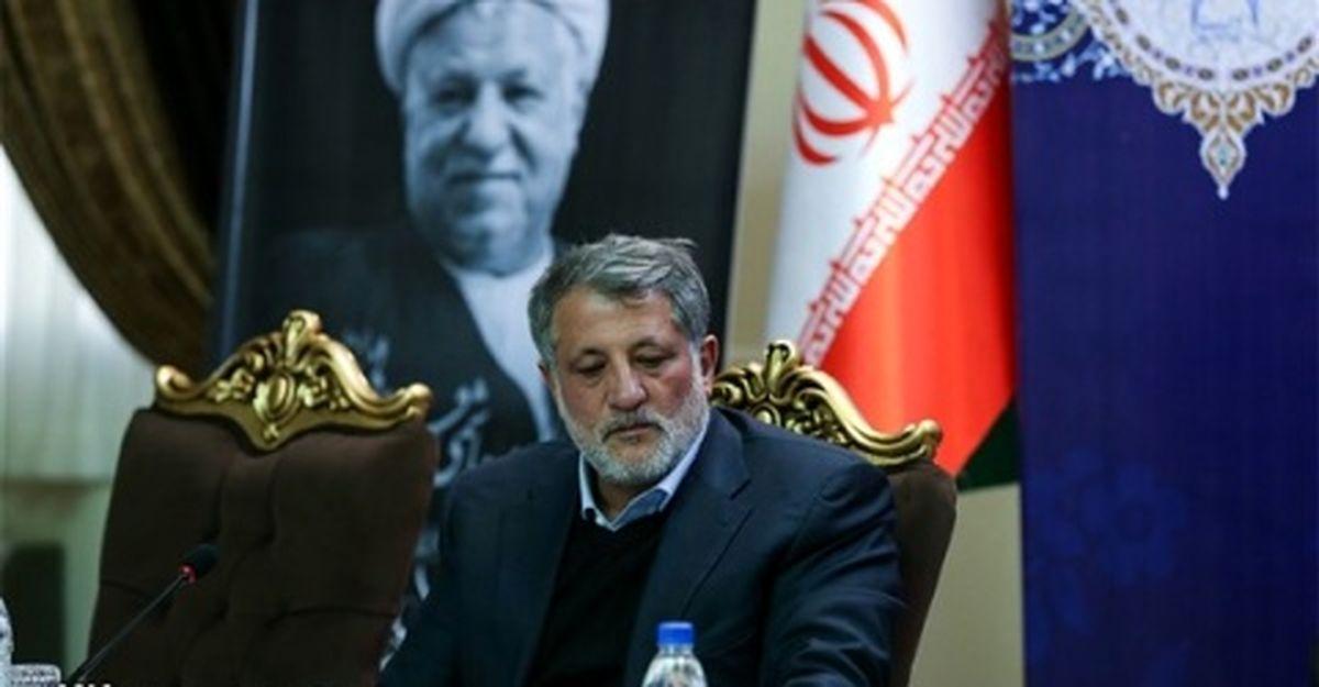 2نمره محسن هاشمی به شورای پنجم