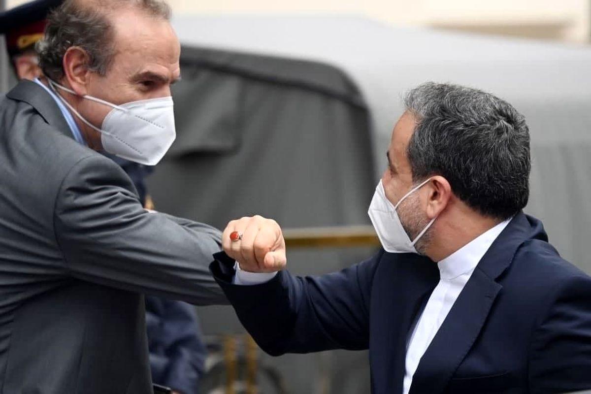 عراقچی با معاون دبیرکل سرویس اقدام خارجی اتحادیه اروپا دیدار کرد