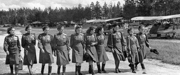 جادوگران شب؛ منفورترین زنان روسی در آلمان! +تصاویر