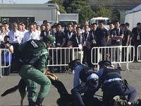 مانور نظامی ژاپنیها برای برقراری امنیت در زمان برگزاری المپیک