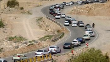 کاهش ۱۰درصدی تردد در محورهای برون شهری