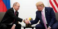 پوتین و ترامپ بیانیه مشترک صادر کردند
