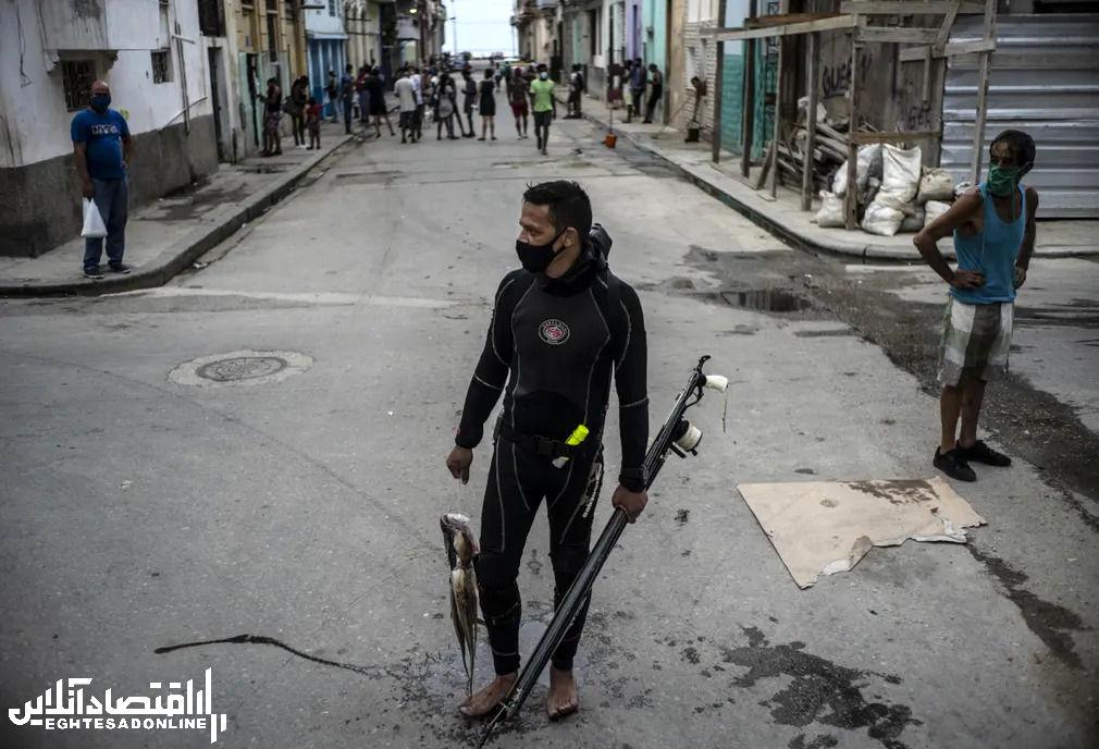 برترین تصاویر خبری ۲۴ ساعت گذشته/ 8 آبان