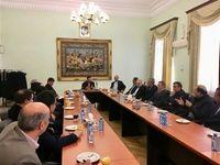 بررسی رفع موانع تجاری و بازرگانی بین ایران و ارمنستان