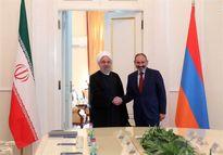 ارمنستان خواستار واردات ۲۲۵۰ کالا از ایران شد