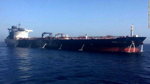 ثبت رکورد ذخیرهسازی ۱۶۰میلیون بشکه نفت خام روی آب