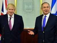 ایران، محور گفت وگوی تلفنی نتانیاهو و نخست وزیر انگلیس