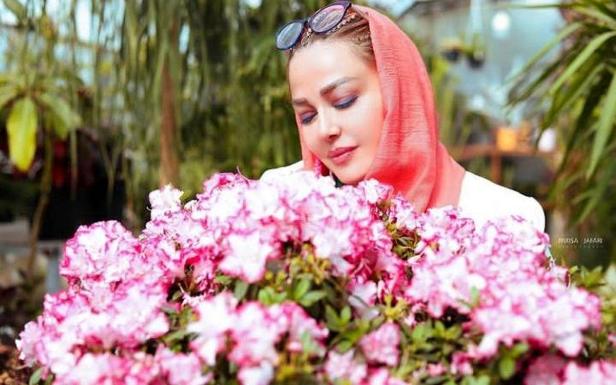 حضور بهاره رهنما در مراسم ختم قاضی مرادی حاشیه ساز شد + عکس