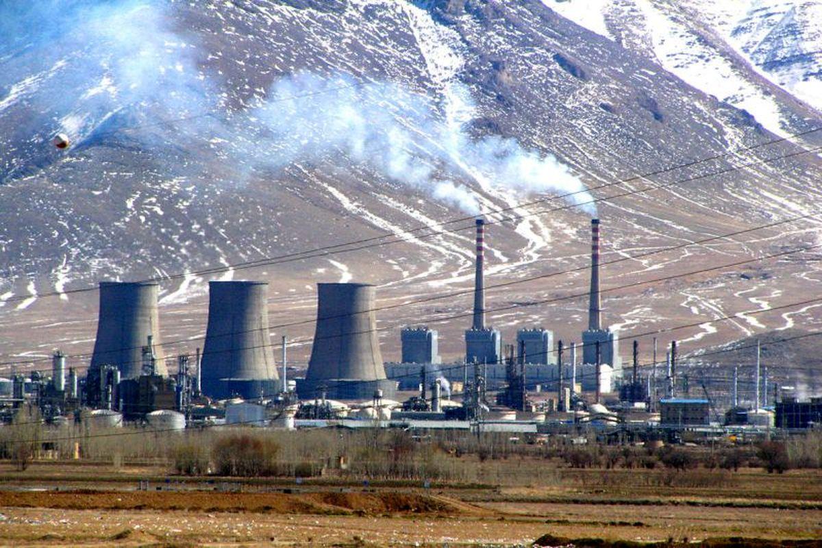 افزایش آلودگی هوا به دلیل بازدهی پایین نیروگاهها