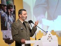 فرمانده ارتش: عربستان در خرابکاریهای اخیر بغداد نقش داشت