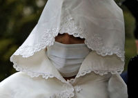 عروسی کرونایی  عزا شد