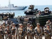 آمریکا در خلیجفارس رزمایش برگزار کرد