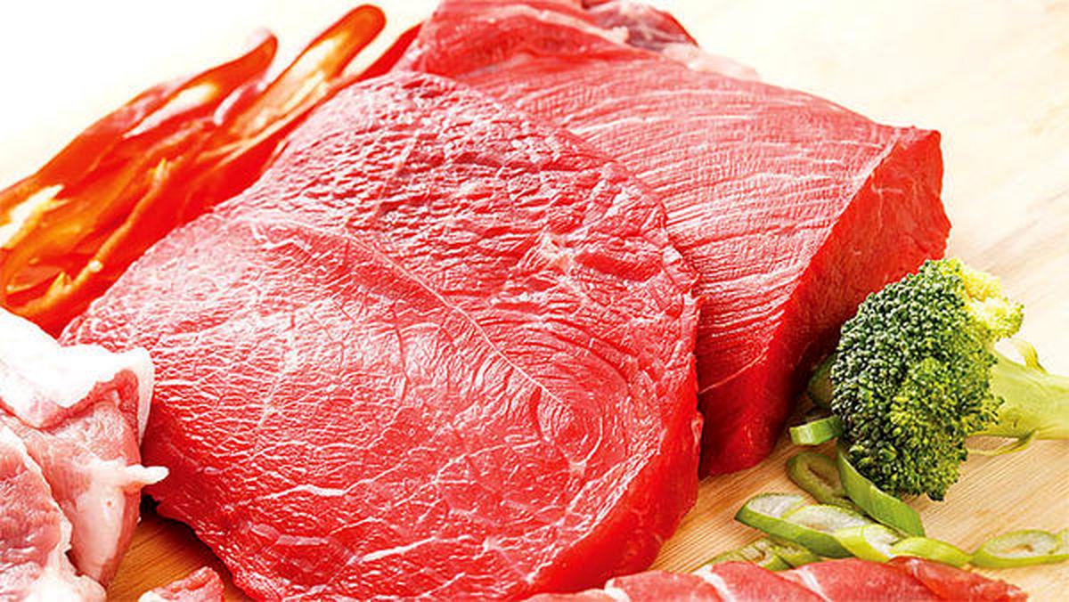 قیمت گوشت قرمز رشد کرد
