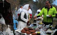 عروس بران محلی در جشنواره اربادوشاب +تصاویر