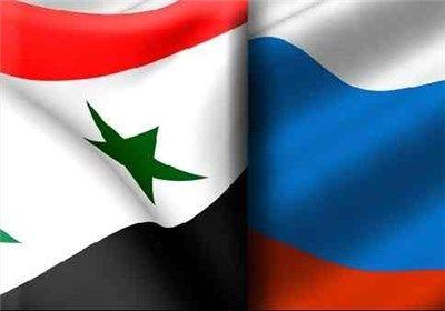 سوریه و روسیه قرارداد نفتی امضا کردند