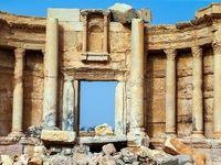شهر باستانی پالمیرا در سوریه +تصاویر