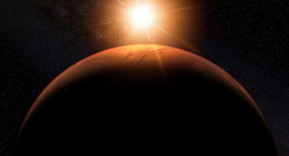تولید سوخت ناسا از خاک مریخ