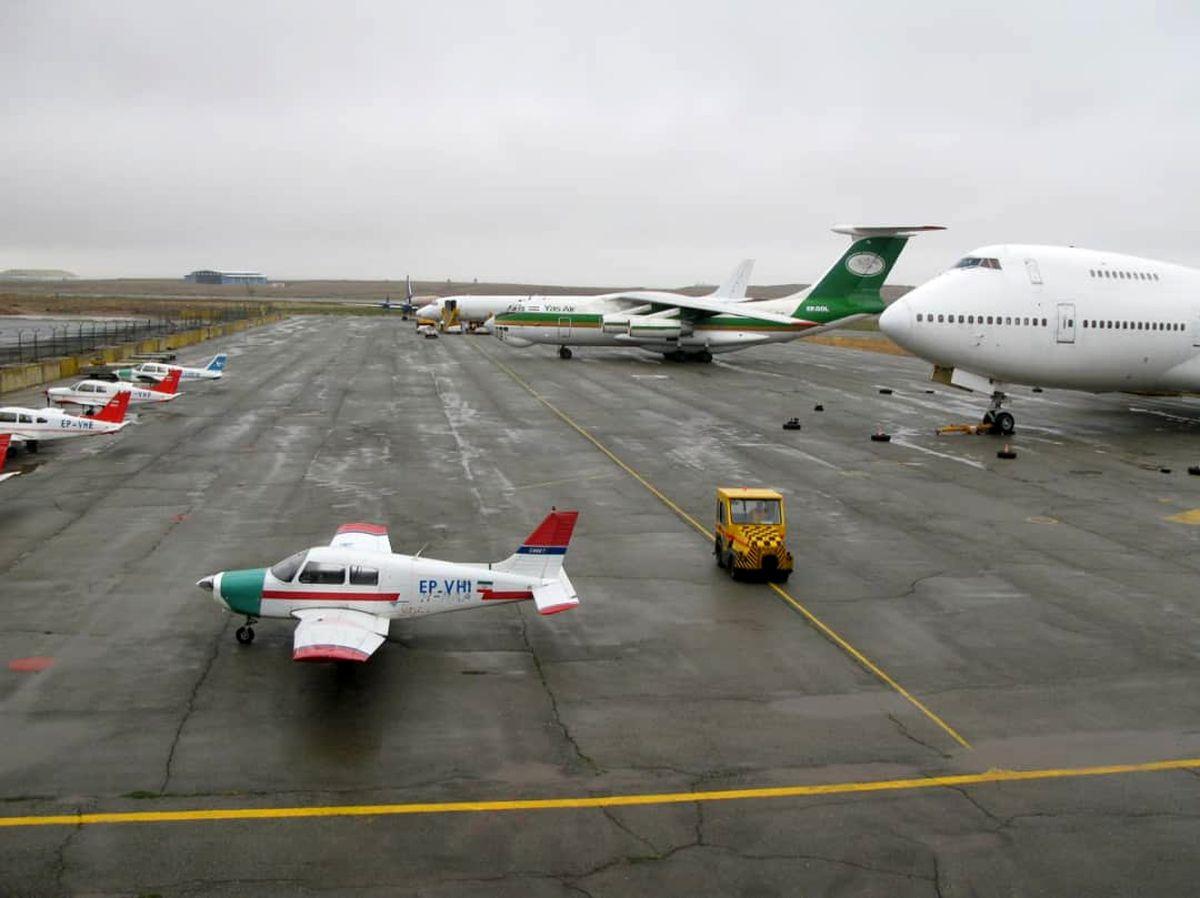 پروازهای مسافربری فرودگاه پیام از شهریور آغاز میشود