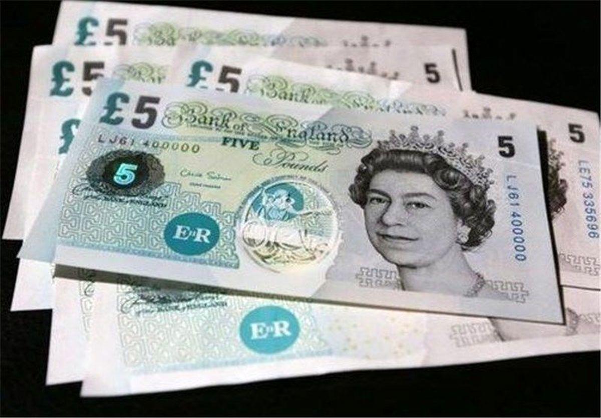 پوند در مقابل یورو تضعیف شد