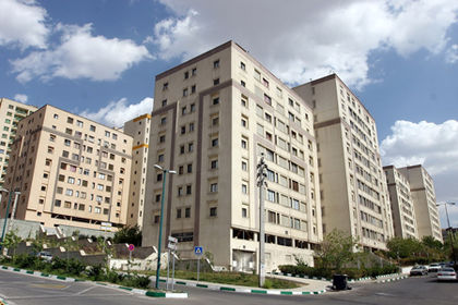 ترسیم مرکز آمار از بازار مسکن بهار ۹۵