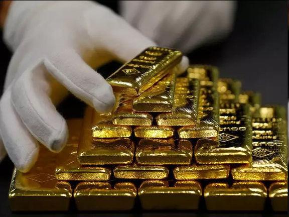 افت قیمت فلز زرد به ۱۷۰۰ دلار
