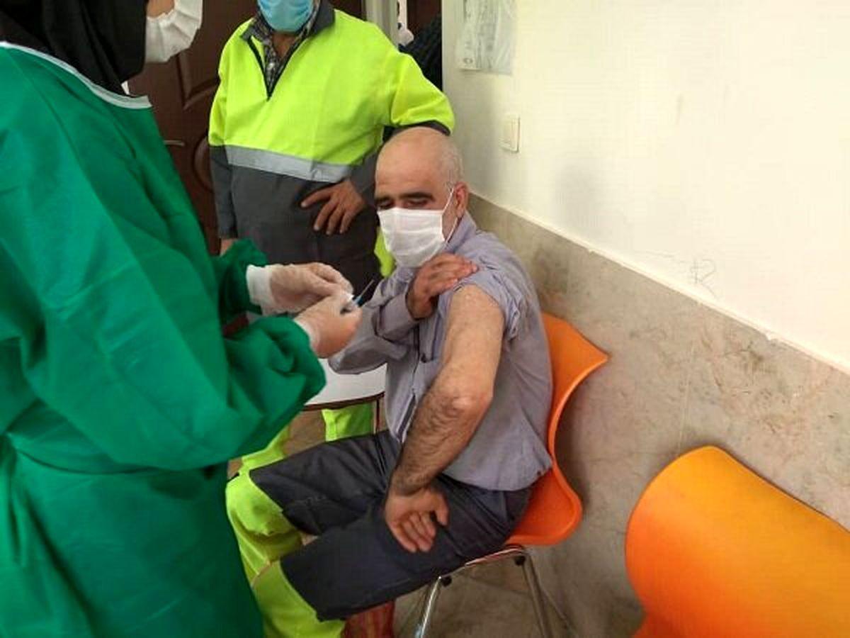 خاطیان تزریق واکسن سهیمه در پایتخت عزل شدند