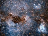 شکار خیره کننده هابل از محل تولد ستارگان +عکس