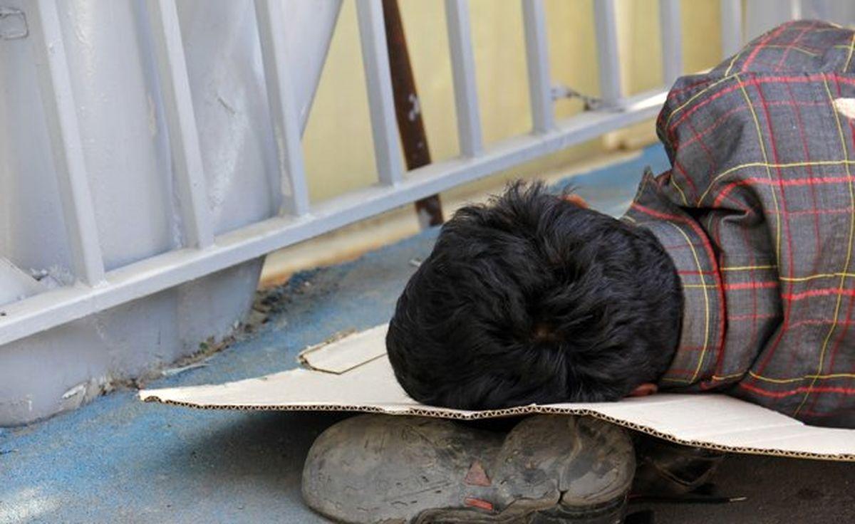 افزایش 100درصد جذب معتادان در گرمخانههای تهران