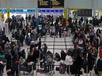 پروازها در فرودگاه «گتویک» لندن از سر گرفته شد