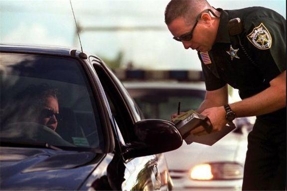 جریمه سرعت در آمریکا چقدر است؟
