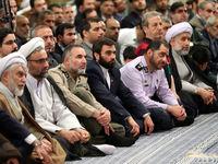 دیدار رهبر انقلاب با مسئولان و سفرای کشورهای اسلامی +تصاویر