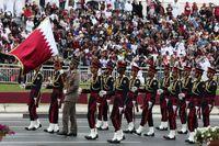 روز ملی قطر +تصاویر