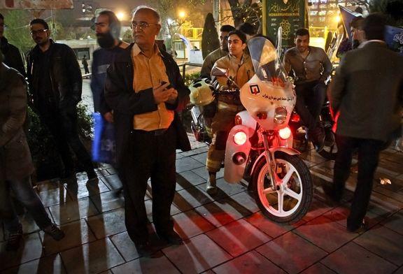 مراسم چهارشنبهسوری در تهران +تصاویر