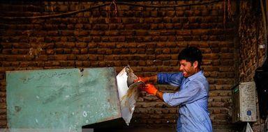 بازیافت ضایعات پلاستیکی در همدان