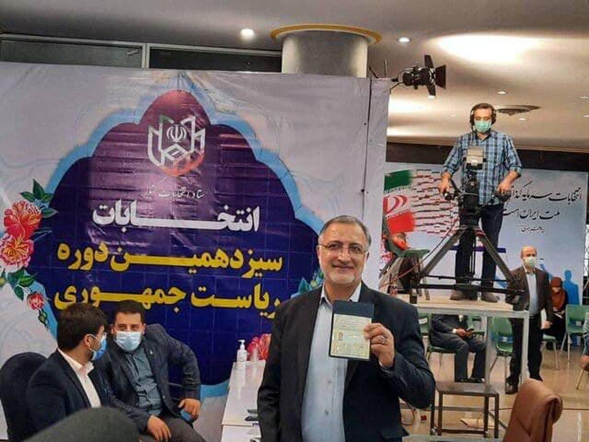 سخنرانی تند زاکانی علیه لاریجانی را ببینید