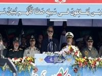 دشمنان ایران از سرنوشت صدام عبرت بگیرند