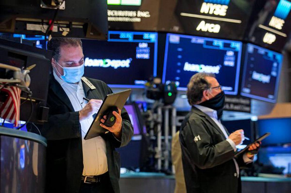 آغاز هفته بازارهای سهام آمریکا با ادامه روند ثبت رکورد