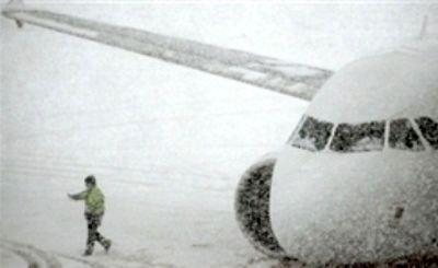 همه پروازهای فرودگاه مهرآباد لغو شد