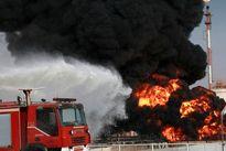 انفجار بزرگ در مشهد +فیلم