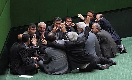 منظمترین نمایندگان مجلس (اسامی)