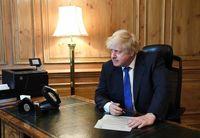 جانسون توافق برگزیت را امضا کرد