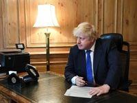 جانسون روحانی را به لندن دعوت کرد