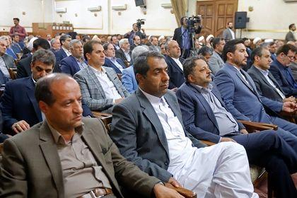 دیدار نمایندگان مجلس با رئیسی +تصاویر