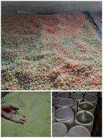 کشف ۱۵تن آبنبات و شکلات غیربهداشتی در ورامین +عکس