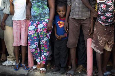 زندگی در هائیتی