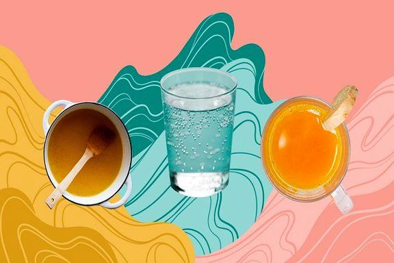برای کاهش درد و التهاب جوش شیرین بخورید