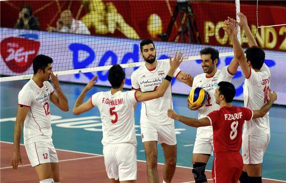 والیبالیستهای ایرانی امروز بهمصاف کدام تیم میروند؟
